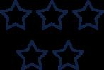 five stars - 2@2x